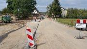 Droga w Klawkowie prawie gotowa